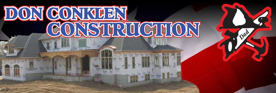Don Conklen Construction. Full Service General Contractor. Contact Don Conklen Construction at 815-625-4613